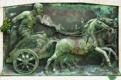 An Italian relief of a chariot racer | © Joanna Zaleska | Dreamstime.com