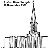 Jordan River Temple--Temples around the world clip art Lds Clipart, Mormons, Lds Temples, Cross Stitching, Free Images, Coloring Pages, Around The Worlds, Diy Projects, Clip Art