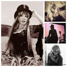 Stevie Nicks Collage Created By Tisha 03/12/15
