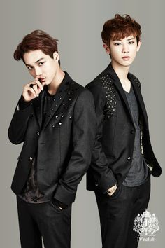 Kai & Chanyeol