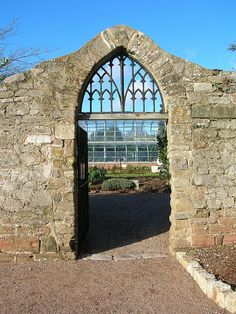 Torre Abbey Gardens, Torquay: Gateway Entrance Doors, Doorway, Porches, Fence Gate, Fences, Devon And Cornwall, Gate House, Wrought Iron Gates, Garden Gates