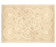 carpet BARI Code: TVR042B Color beige L360 H257 59% Wool and 41% silk, hand knotted http://www.cavio.it/en/products/carpets.html