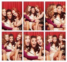Desperate Housewives: The girls (sans Terri Hatcher)