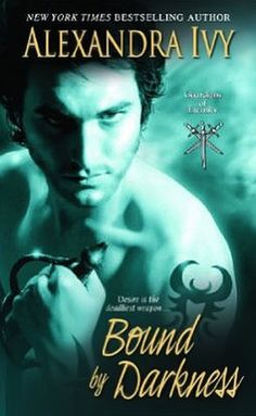 Bound By Darkness (Guardians of Eternity #8) by Alexandra Ivy