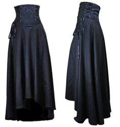 Amazon.com: Gothic Esmeralda Sateen Brocade Corset. Sizes 2-24: Costume Accessories: Clothing