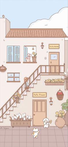 Pin by Luz on Wallpaper in 2021 | Cute pastel wallpaper, Wallpaper iphone cute, Cute wallpapers