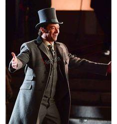 Hugh Jackman The Greatest Showman P.T. Barnum Trench Coat