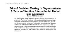 title motivation decision making and organizational In fact, strategic decision making in such organizations often occurs only when there is a crisis a formalized structure is associated with reduced motivation and job satisfaction as.