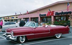 Cadillac Series 62 Convertible 1955