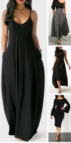 ideas for party outfit dress black Black Dress Outfit Party, Casual Party Dresses, Club Party Dresses, Black Party Dresses, Dress Party, Dress Black, Pretty Dresses, Sexy Dresses, Fashion Dresses