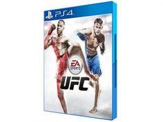 UFC 2014 para PS4 - EA com as melhores condições você encontra no Magazine Jeandion. Confira!