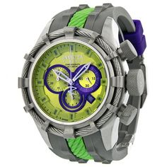 Invicta Bolt Reserve Chronograph Men's Watch 10964 - Reserve - Invicta - Watches  - Jomashop