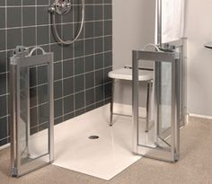 Kittiwake Disabled Shower - can be cut to size from 1850mm by 1160mm - Absolute mobility