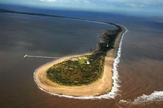 The Lighthouse Trail begins at Spurn Point, a sandy spit of land at the mouth of the River Humber and travels North through Withernsea to the chalk cliffs of Flamborough. Lighthouse Trails, Kingston Upon Hull, East Yorkshire, Nature Reserve, British Isles, Landscape, Places, Britain, Outdoor