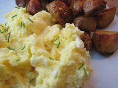 eggs & potatoes