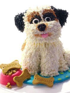 Hond Cake