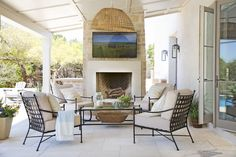 Outdoor living - Simple