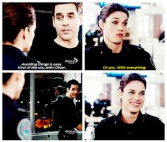 Rookie Blue Season 5 Episode 8 #McSwarek