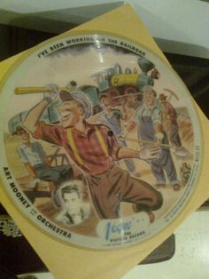 Vogue Picture disc Art Mooney and His Orchestra Rare Orchestra, Auction, Vogue, My Love, Handmade Gifts, Pictures, Etsy, Vintage, Collection