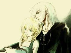 Riku and Namine artist?