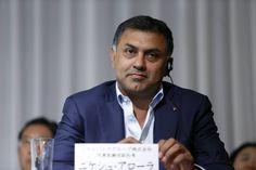 Nikesh Arora Resigns As Softbank President #Android #CES2016 #Google