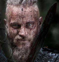#Ragnar Lothbrok #Vikings #TravisFimmmel