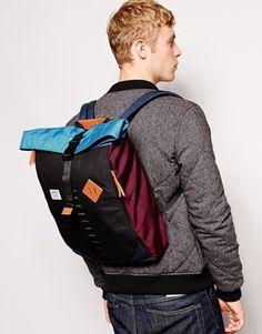 Enlarge Sandqvist Eddy Rolltop Backpack