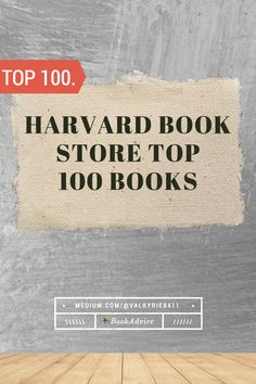 In early 2010 Harvard Book Store employees worked together to come up with a list of our favorite books. Each staff member submitted a list…