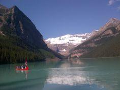 Lake Louise Increible lugar para visitar
