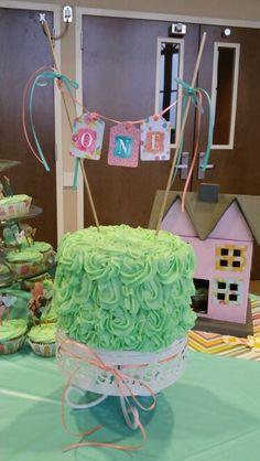 Hensley's 1st Birthday