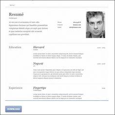 Minimalme Minimal Html Cv Resume Template Themeforest Previewer