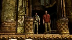 Uncharted 3 - Nate and Sully