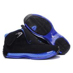 244719ba7f61 Buy Big Discount Air Jordan 18 Original OG Women Black Blue HzxbW from  Reliable Big Discount Air Jordan 18 Original OG Women Black Blue HzxbW  suppliers.