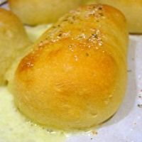 Mozzarella Stuffed Dinner Rolls by Baking Bites