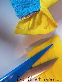 Du fil et mon...: Tuto : Sac Pieds Secs Pixel Art, Outdoor Decor, Costume, Blog, Sewing Tips, Ideas, Training, Sewing Ideas, Costumes