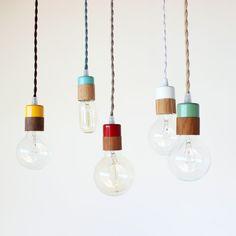 Handmade modern lighting and furniture - onefortythree Light Art, Lamp Light, Cool Lighting, Lighting Design, Home Interior, Interior And Exterior, My New Room, Interiores Design, Ideas