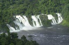 Para Falls, Venezuela