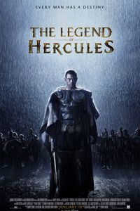 The Legend of Hercules - sadly, this was soooo bad. More like an Easter TV movie than something you'd see at the theater. At least it had some nice eye candy!