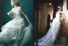 Bridal Editorial Coverage