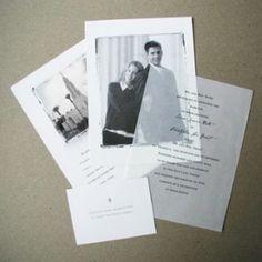picture wedding invitations