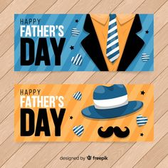 Realistic fathers day concept | Free Vector Fathers Day Banner, Fathers Day Art, Fathers Day Quotes, Mothers Day Crafts For Kids, Happy Fathers Day Greetings, Father's Day Greetings, Fathersday Crafts, Little Box, Father's Day Printable