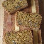 Pumpkin Bread, Gluten-Free