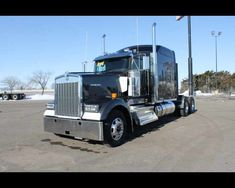 We offer best used trucks in North Dakota. Looking for best used diesel truck / best heavy duty truck? Our showroom includes used heavy truck for sale Minnesota Heavy Trucks For Sale, Heavy Duty Trucks, Big Trucks, Best Used Trucks, Hydraulic Cylinder, On The Road Again, Kenworth Trucks, Air Ride, Trailers For Sale