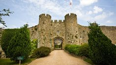 Amberley Castle, West Sussex, England