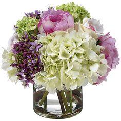 Decorate Using Faux Flowers | Doryn Wallach