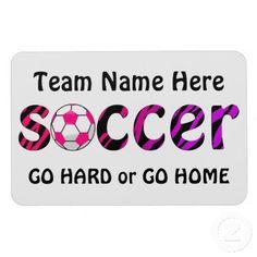 http://www.zazzle.com/soccer_magnet-160278338557705521?rf=238575087705003771 #soccer 4x6 magnet