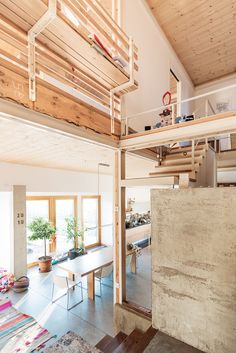 Paolo Carlesso clads Italian farmhouse with cement panels Italian Farmhouse, Interior Decorating, Interior Design, Industrial House, Urban Industrial, House In The Woods, Contemporary Architecture, Rustic Wood, My Dream Home
