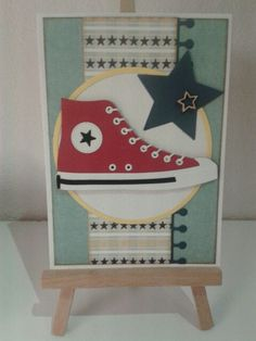 Die-namics All Star High Top