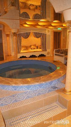 Комната отдыха в восточном стиле: интерьер, восточный, марокканский стиль, баня, сауна, хамам, ночной клуб, дискотека, 50 - 80 м2 #interiordesign #moroccan #bath #sauna #hammam #nightclub #disco #50_80m2 arXip.com
