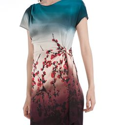cherry blossom dress from Damsel in a Dress